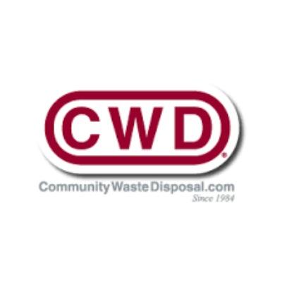 Community Waste Disposal logo