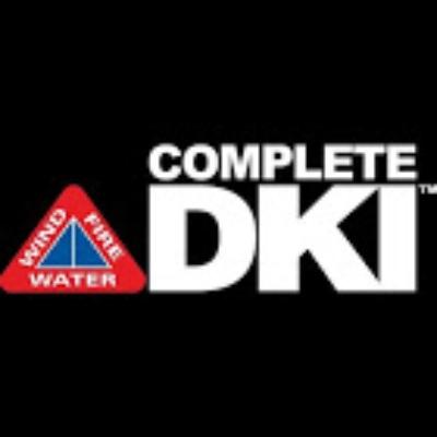 Complete DKI logo