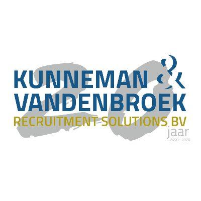 Logo van Kunneman & Vandenbroek Recruitment Solutions