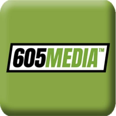 605 Media logo