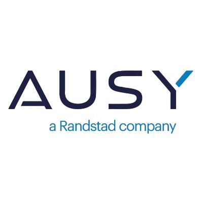 AUSY, a Randstad company logo