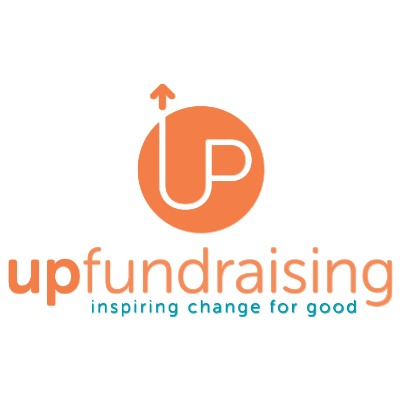 Up Fundraising logo