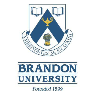 Logo Brandon University