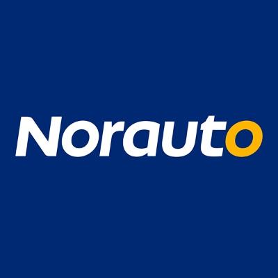 logotipo de la empresa NORAUTO