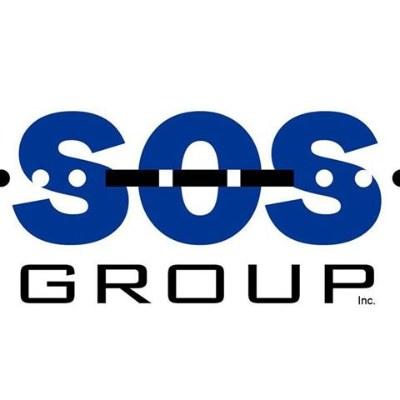 logotipo de la empresa SOS Group