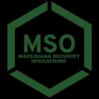Marijuana Security Operations logo