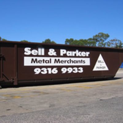 Sell and Parker Pty Ltd logo