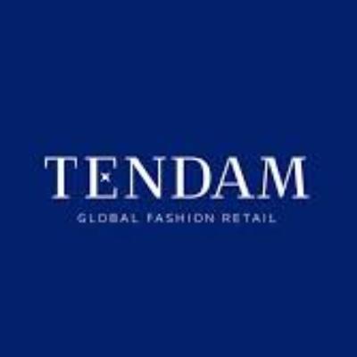 logotipo de la empresa Tendam