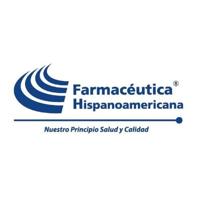 logotipo de la empresa Farmacéutica Hispanoamericana