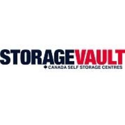 Logo StorageVault Canada Inc
