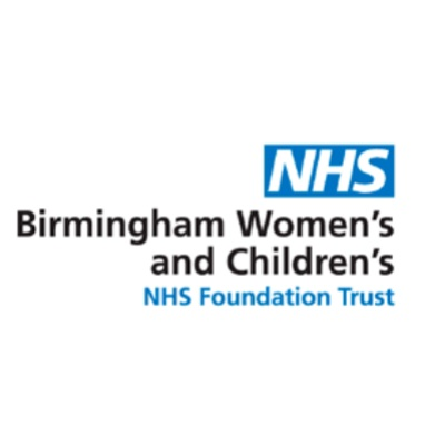 Birmingham Women's and Children's NHS Foundation Trust logo