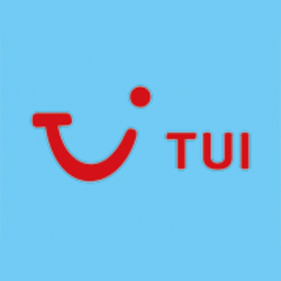 Logo van Tui Group