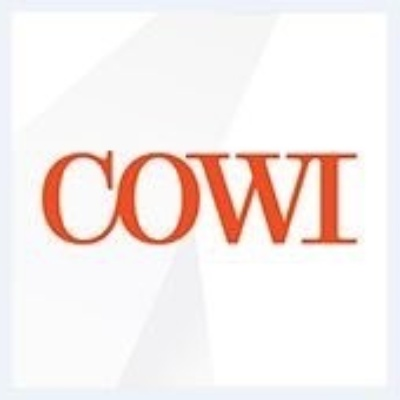 logo for COWI