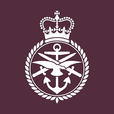 UK Ministry of Defence logo