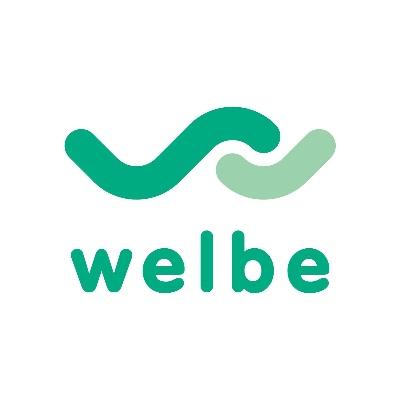 ウェルビー株式会社のロゴ