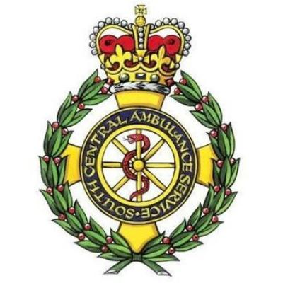 South Central Ambulance Service logo