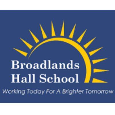 Broadlands Hall logo