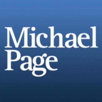 logotipo de la empresa Michael Page