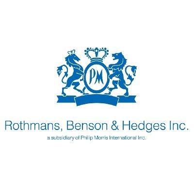 Rothman Benson & Hedges logo