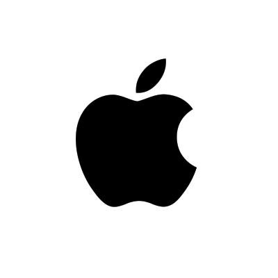 logotipo de la empresa Apple