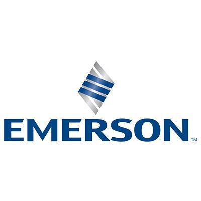logotipo de la empresa Emerson