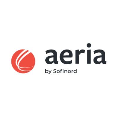 Logo Aeria Airport Services