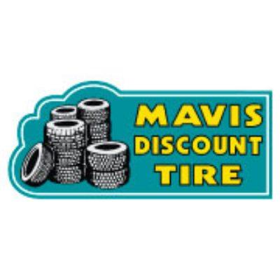 Mavis Discount Tire logo