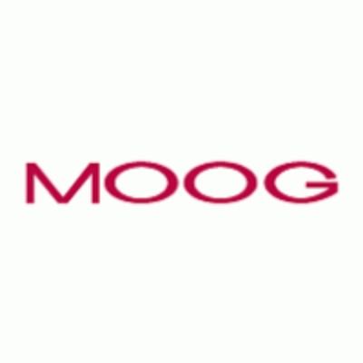logotipo de la empresa Moog, Inc