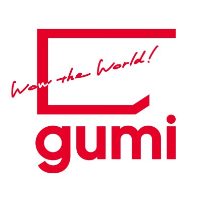 株式会社gumiのロゴ