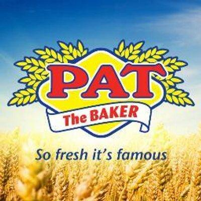 Pat the Baker logo