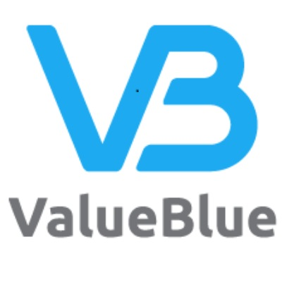 Logo van ValueBlue