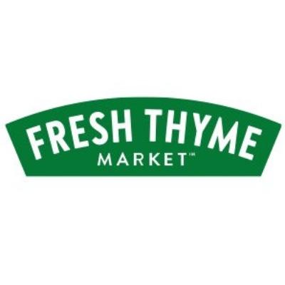 Fresh Thyme Farmers Market logo