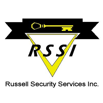 Logo Russell Security Services Inc
