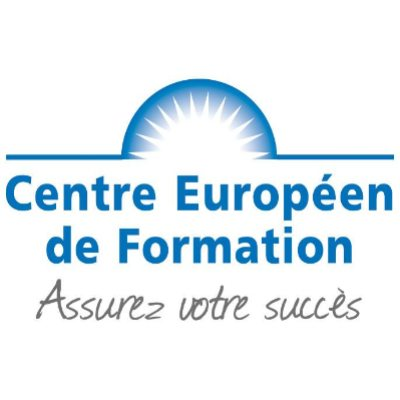 Logo Centre Europeen de Formation