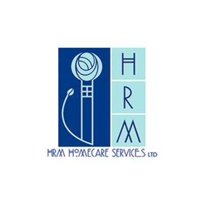 HRM Homecare logo