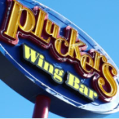 Pluckers Wing Bar logo