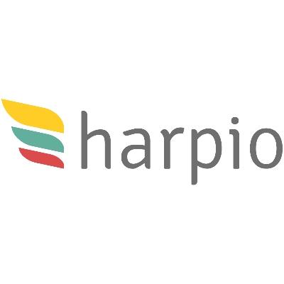 Logotipo - Harpio