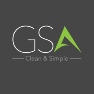 G S Associates logo