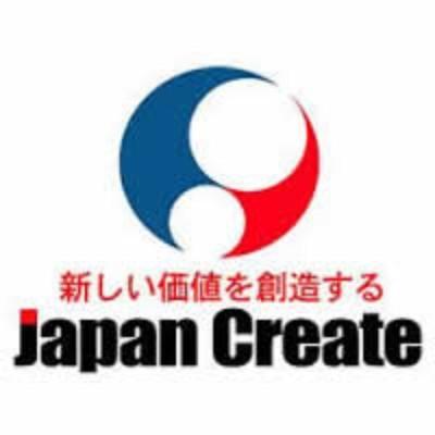 株式会社ジャパンクリエイトのロゴ