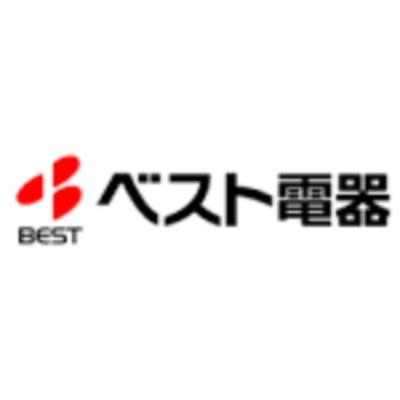 株式会社ベスト電器のロゴ