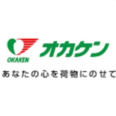 岡山県貨物運送株式会社のロゴ