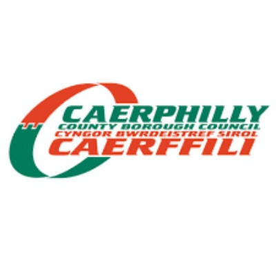 Caerphilly County Borough Council logo