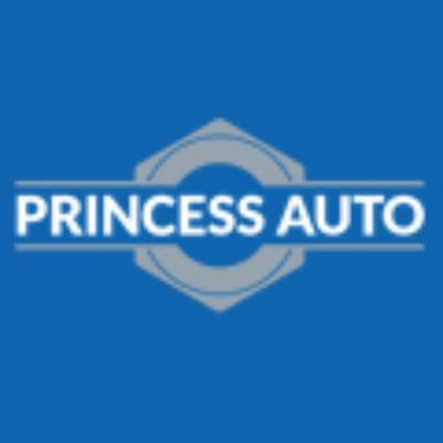 Logo Princess Auto