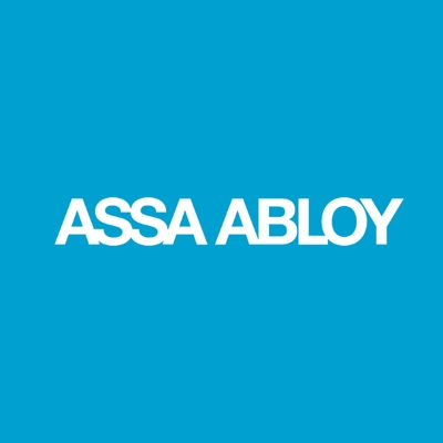 logotipo de la empresa Assa Abloy