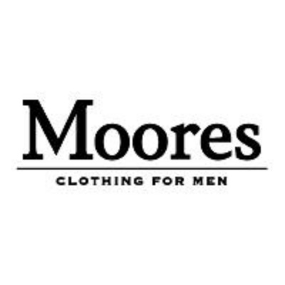 Moores Clothing for Men logo