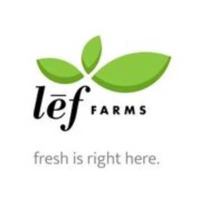 lef Farms logo