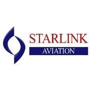 Logo Starlink Aviation
