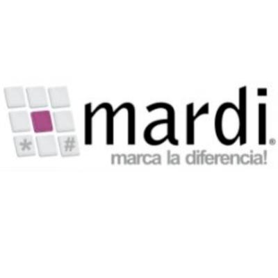 logotipo de la empresa Mardi