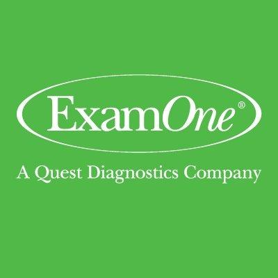 ExamOne, A Quest Diagnostics Company logo