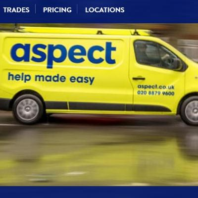 Aspect Maintenance logo